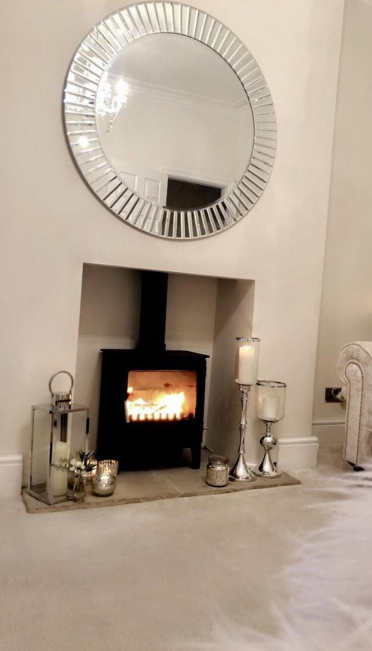 Lancashire Stove Installer Modern Fireplace